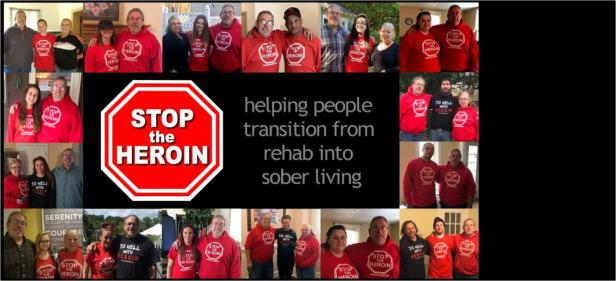 Stop the Heroin image