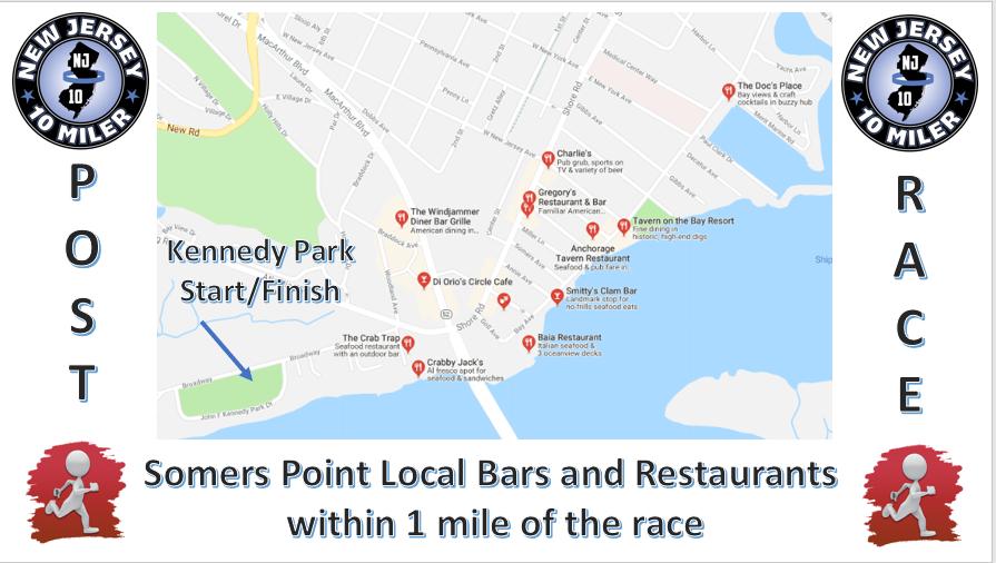 NJ10 – Ten Miler – PR Racing